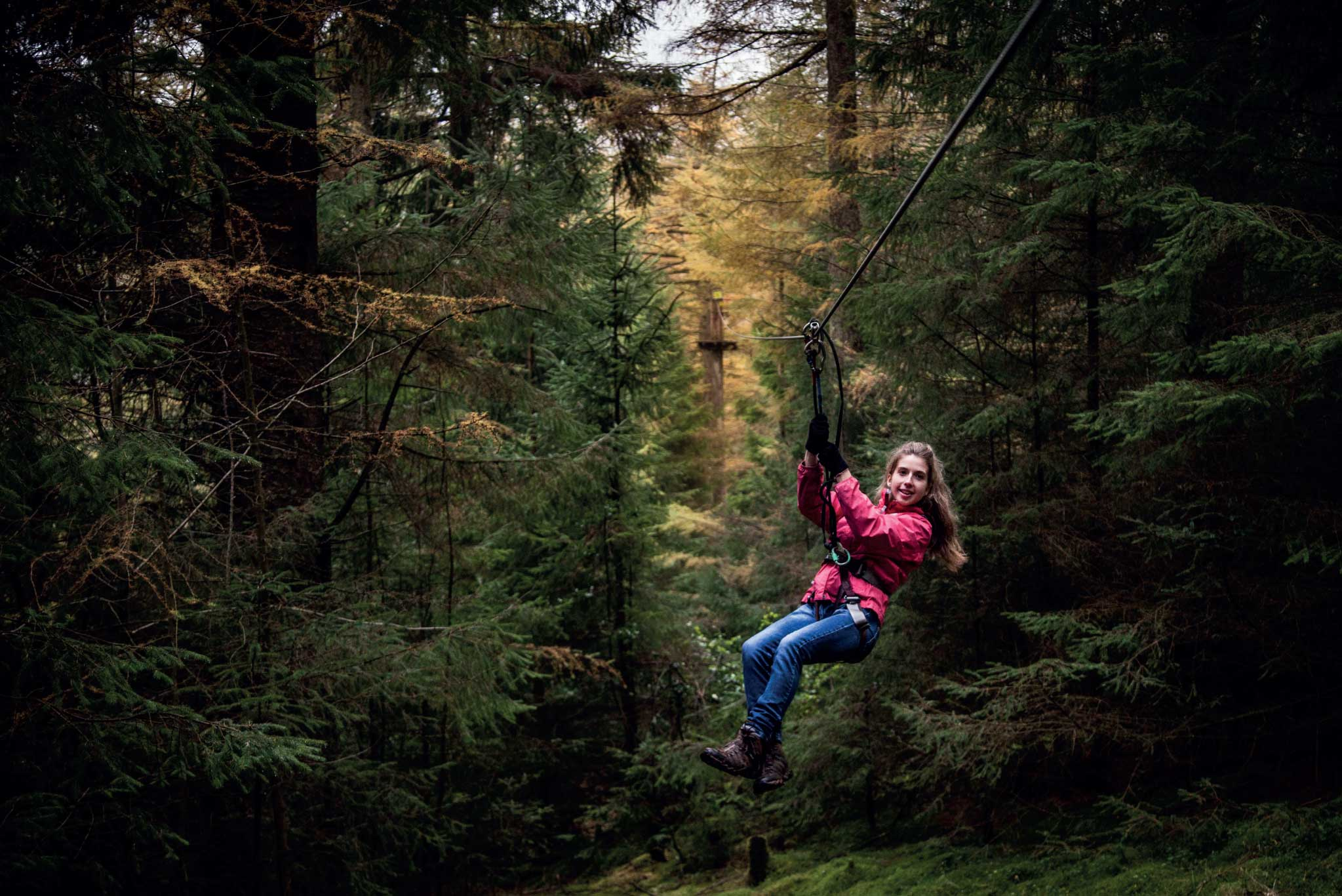 Cumbria Tourism Marketing Opportunities - High Ropes