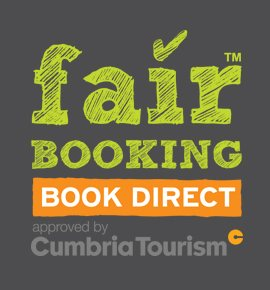 FairBooking Logo - Cumbria Tourism