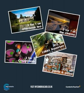 MyCumbria offers