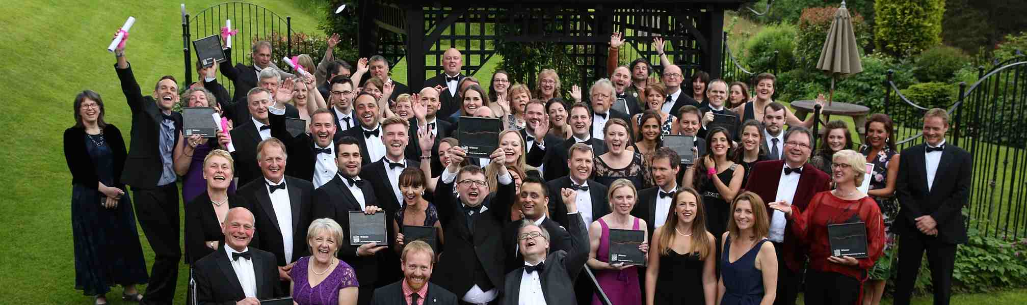 Cumbria Tourism Awards 2015 Picture by Steve Barber