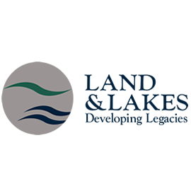Land and Lakes Logo