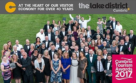 Cumbria Tourism Awards 2016