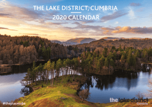 Lake District, Cumbria Calendar 2020