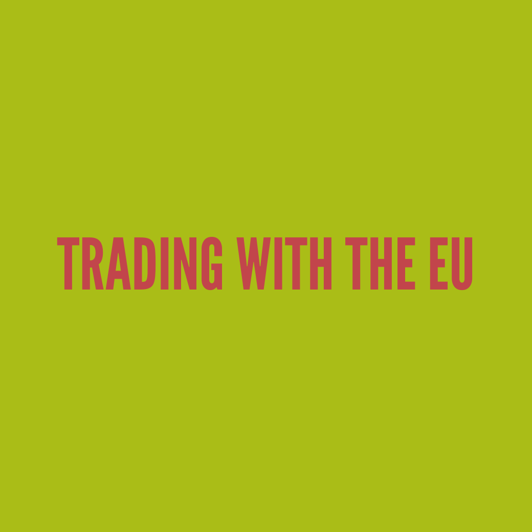 Trading with the EU